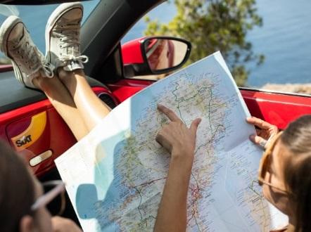 2. Préparez votre itinéraire avec soin