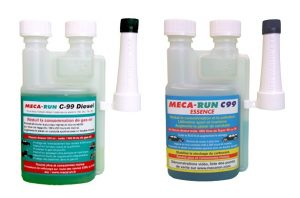 additif C99 mecarun diesel essence