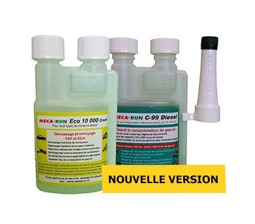 additifs décrassage vanne egr moteur