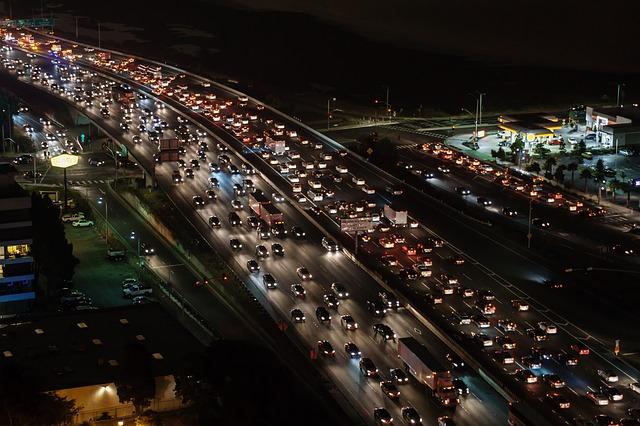 encrassement moteur dans les embouteillages