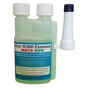 un bidon d'additif pour préserver le moteur du bioéthanol